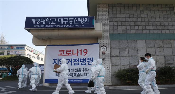 Южная Корея продлила меры социальной дистанции еще на 2 недели
