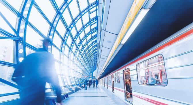 Немецкие поезда более точные во время пандемии коронавируса