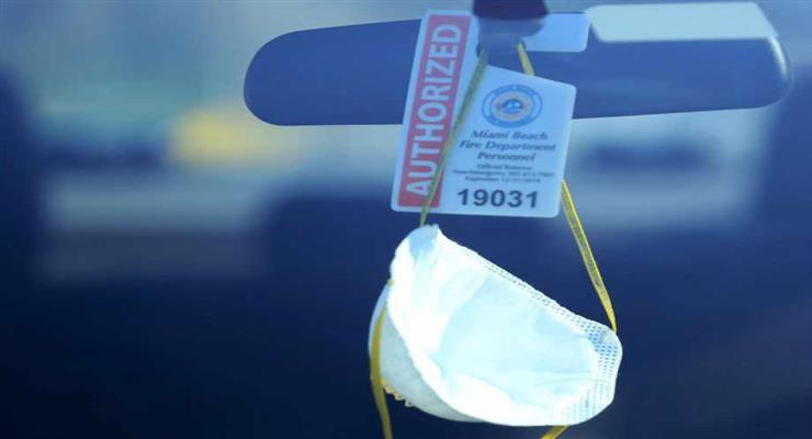 В Италии 17 000 медицинских работников относятся к числу инфицированных COVID-19