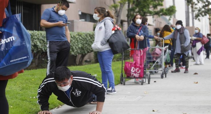 Количество зараженных коронавирусом может быть в 85 раз больше официальных данных