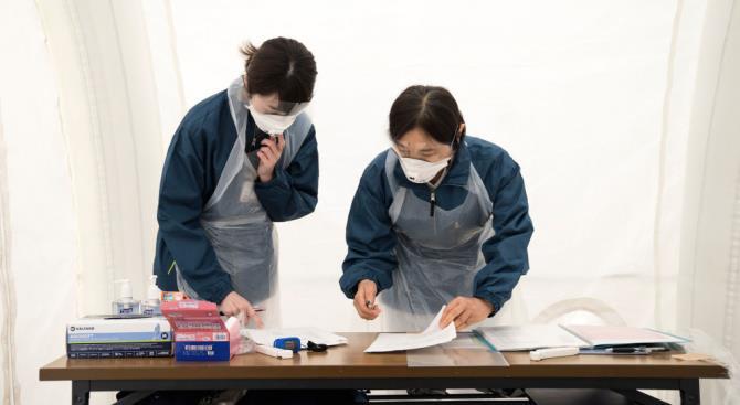 Коронавирус в Японии снова замедлил свое распространение