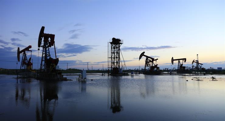 Новый обвал цен на нефть