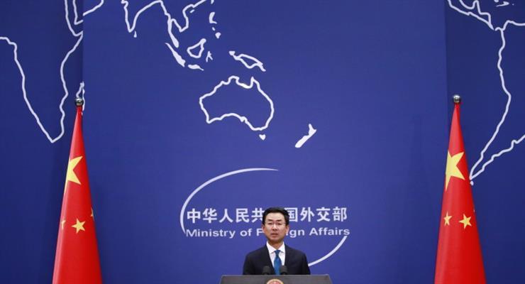 Китай заявив про невтручання в президентські вибори в США