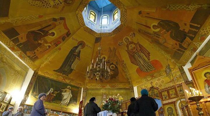 грецькі церкви залишатимуться закритими протягом пасхальних свят
