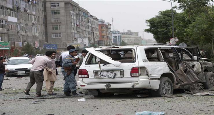 таліби підірвали бомбу в афганській провінції Гільменд