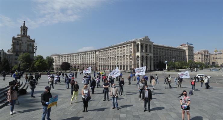 в Україні продовжили карантин до 22 травня