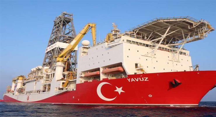 Туреччина продовжує видобуток нафти в Східному Середземномор'ї