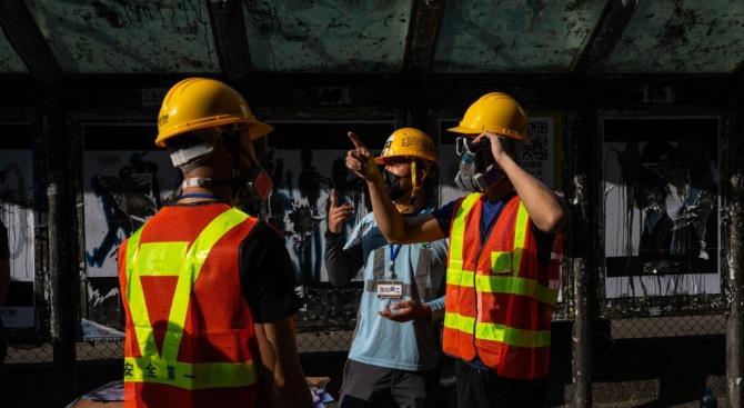 влада Гонконгу не планують зупиняти великі інфраструктурні проекти