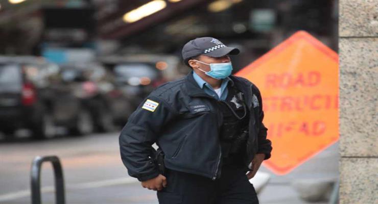 охоронець магазину був застрелений після суперечки про захисну маску