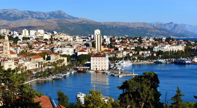 Хорватия сильно зависит от доходов туристического сектора