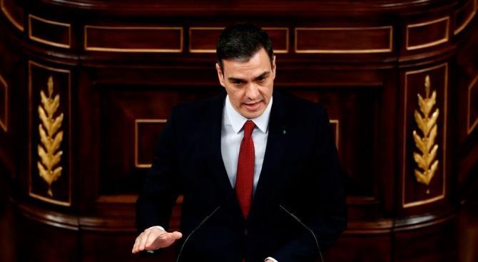 прем'єр-міністр Іспанії Педро Санчес за продовження ізоляції
