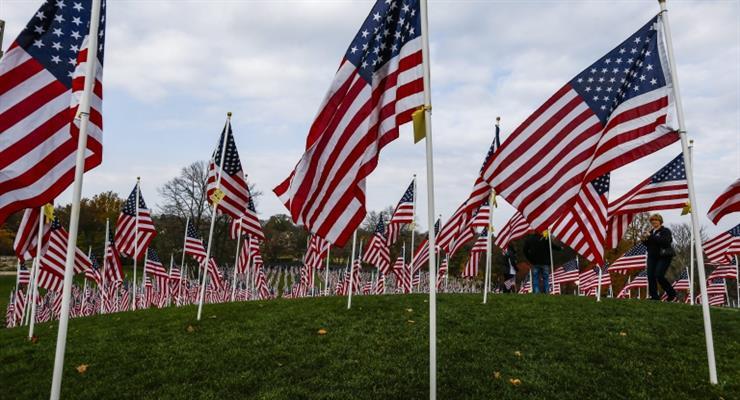 в США апреле было уволено 20 236 000 человек