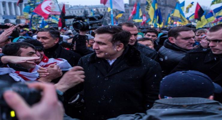 Зеленский назначил Саакашвили главой исполкома по реформам