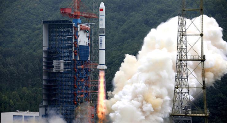 китайці освоюють космос