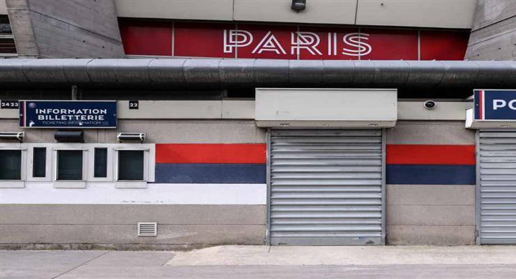 парки в Парижі були знову закриті через порушення правил молоддю