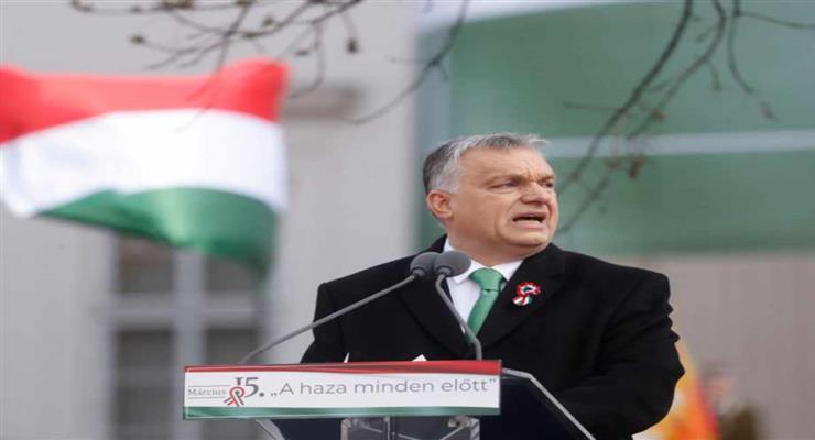 в Венгрии действуют строжайшие ограничительные меры