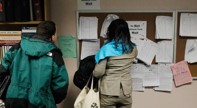 в США количество безработных превысило 36 миллионов
