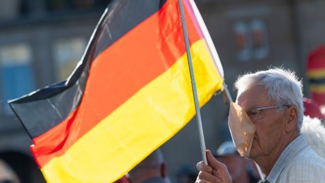 скептицизм Германии в отношении Соединенных Штатов возрастает
