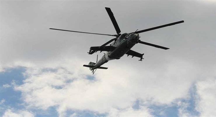 під Москвою розбився військовий вертоліт Мі-8