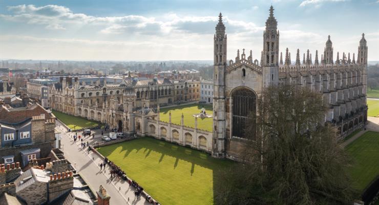 Кембридж выбирает дистанционное обучение