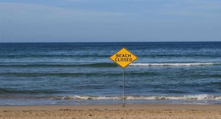сегодня открываются пляжи в Израиле