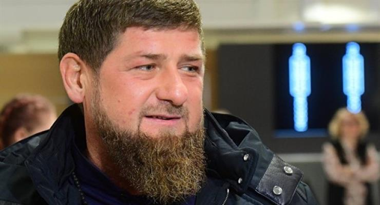 Кадиров в Москві з підозрою на коронавірус