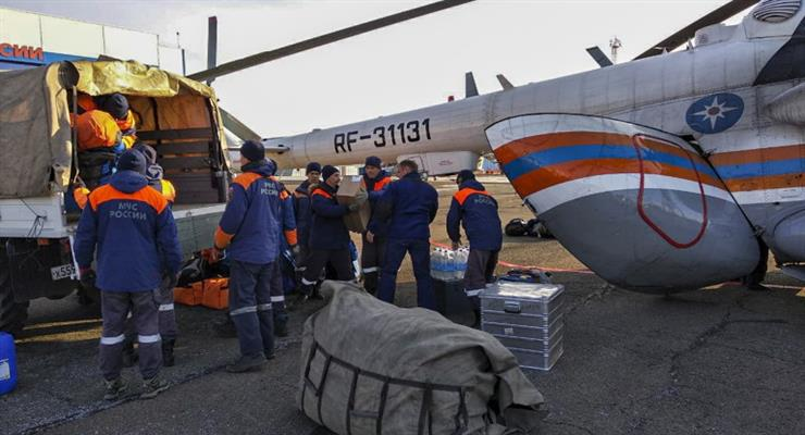 військові допомагають шахтарям в боротьбі з коронавірусів