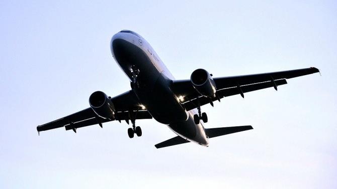 літак не зміг приземлитися на Сардинії