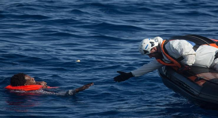 Турецька команда берегової охорони врятувала мігрантів