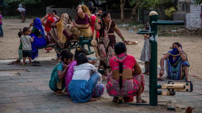 хвиля спеки охопила Індію
