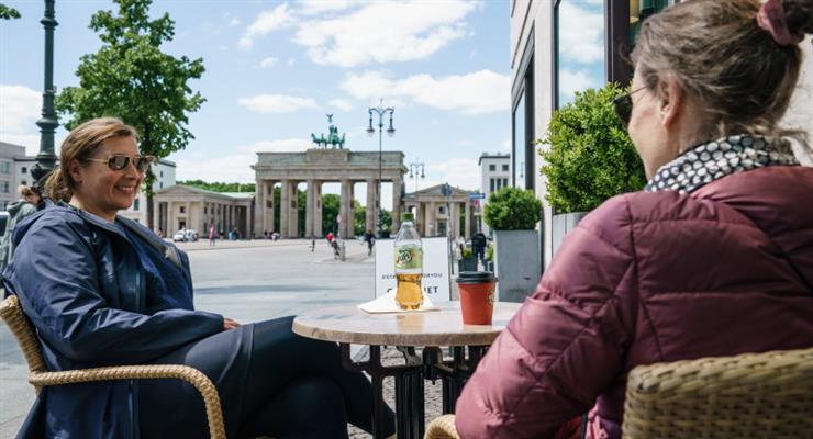 Германия отменит с 15 июня ограничения на поездки в некоторые страны