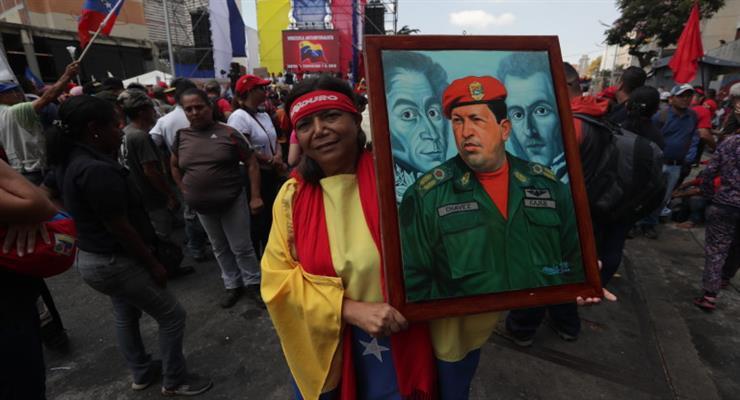 Сполучені Штати фінансували рок-групи в Венесуелі для підриву режиму Уго Чавеса