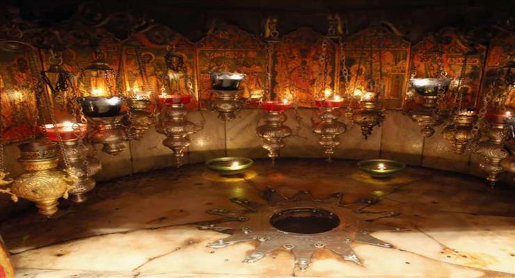 Церква Різдва Христового у Віфлеємі відкрита для прихожан