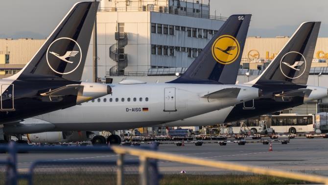 руководство Lufthansa заявило, что может объявить о банкротстве