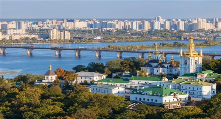 загроза вибуху моста в Києві
