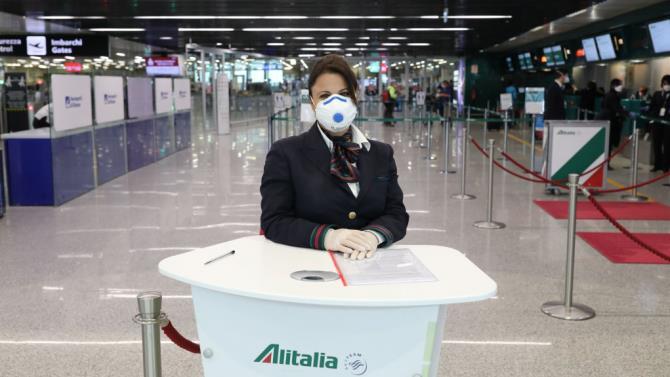 більше 20 аеропортів Італії зможуть відновити пасажирські рейси
