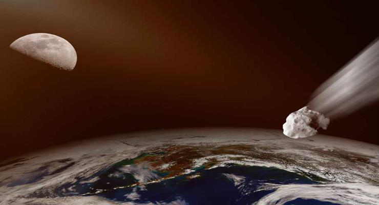 астероїд класифікується як «потенційно небезпечний»