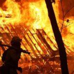 Чоловік загинув під час пожежі в російській лікарні, яка приймає пацієнтів з коронавірусом