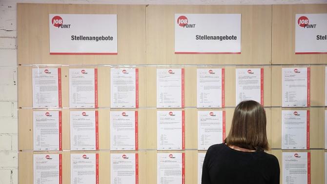 уровень безработицы в Германии подскочил до 6,3 процента