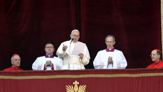 Папа Римский осудил расизм и насилие