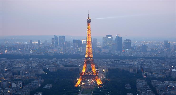 Франция отменила парад из-за пандемии