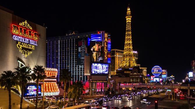 казино в Лас-Вегасе открыты