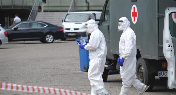 вспышки коронавіруса на шахтах Польши