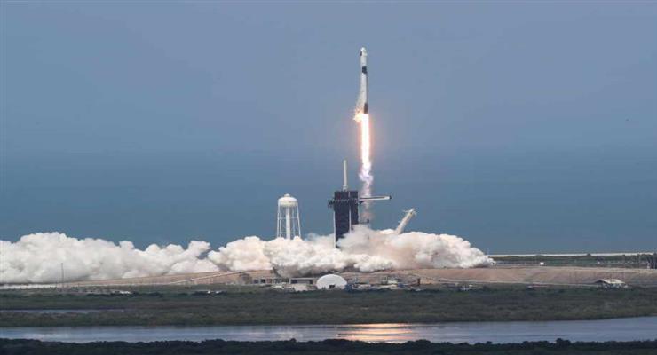 ракета випадково злетіла під час випробувань
