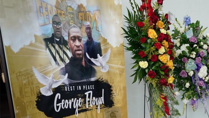 в Х'юстоні вирішили оголосити 9 червня Днем Джорджа Флойда