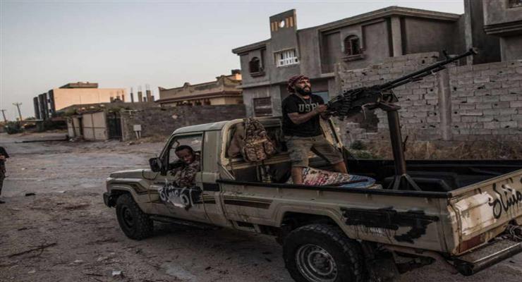 7 людей загинули і 10 отримали поранення в столиці Лівії Тріполі в результаті вибухів