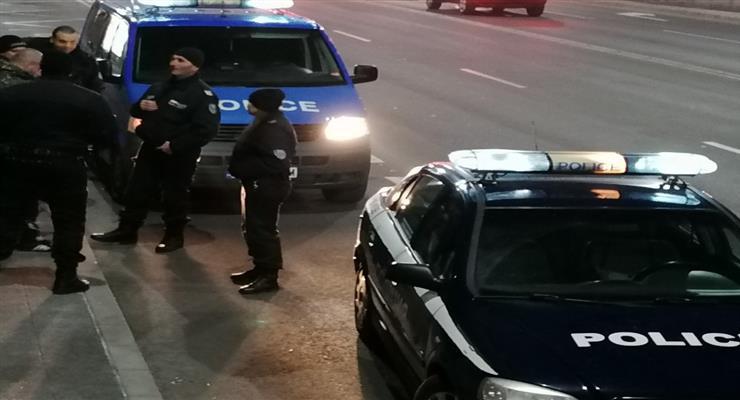 неизвестные в машине врезались в группу людей в Мюнхене