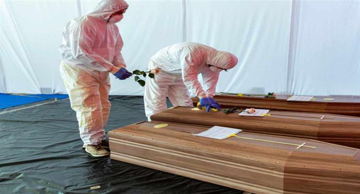 родственники жертв коронавируса в Италии подали 50 исков в прокуратуру