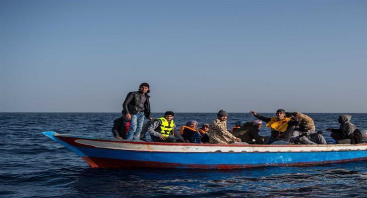 в результаті корабельної аварії загинули не менше 46 мігрантів
