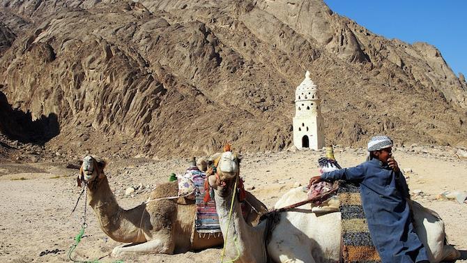 Египет открывает свои главные морские курорты